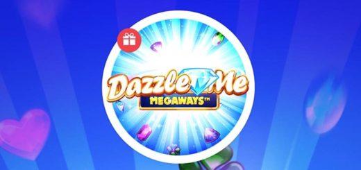 Dazzle Me Megaways tasuta spinnid Paf kasiinos