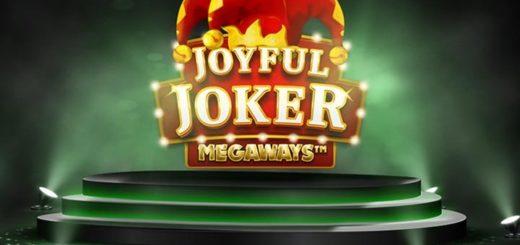 Joyful Joker Megaways eksklusiivmängu õnneliku keerutuse turniir Unibet kasiinos
