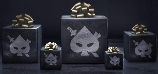 Ninja Casino Müstiline auhinnasadu - jagamisel 6000 tasuta spinni