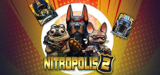 Nitropolis 2 slotiturniir Optibet kasiinos - Võida WinSpinne