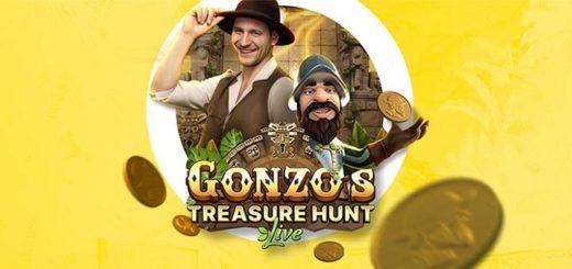 Optibet Gonzo's Treasure Hunt Winspinnid