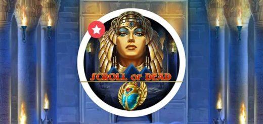 Scroll of Dead tasuta spinnid Paf kasiinos