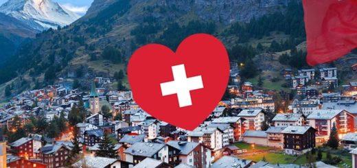 Chanz suvemärkide kogumise kampaania - võida tasuta reis Sveitsi