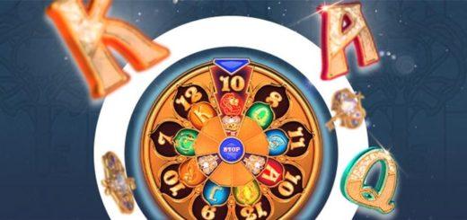 Codex of Fortune tasuta spinnid Optibet kasiinos