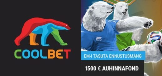 Coolbet - Jalgpalli EM 2021 tasuta ennustusmäng