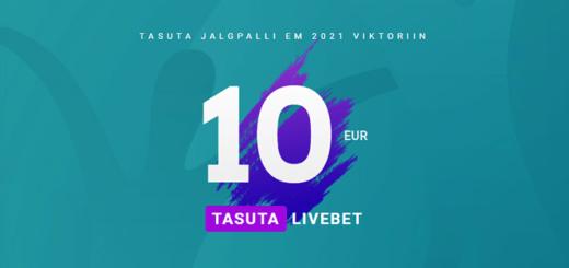 Coolbet Jalgpalli EM 2021 tasuta viktoriin - võida igal mängupäeval €10 tasuta panus