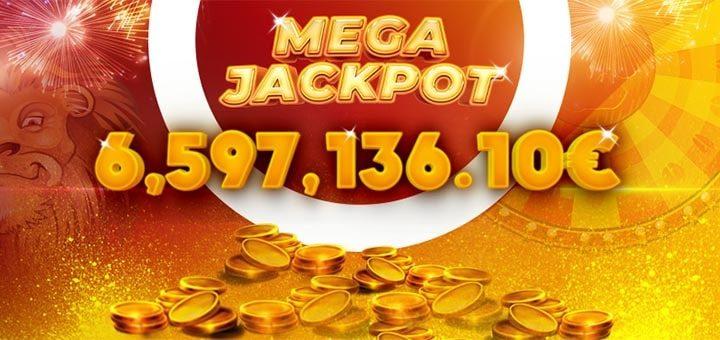 Eestlane võitis Optibet kasiinos Mega Moolah jackpot'i summas 6,5 miljonit