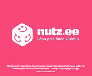 Nutz online kasiino - Lõbu pole õnne küsimus