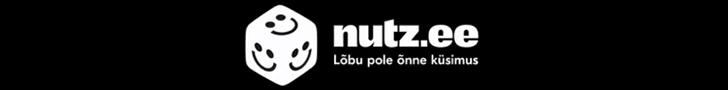 Nutz.ee kasiino boonused