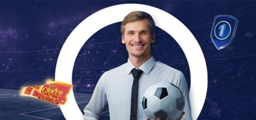 Optibet live kasiinos toimub EURO 2020 jalgpallihulluse rahaloos