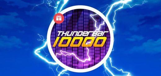 Paf Game Studio uues slotimängus ThunderBAR 10000 ootavad tasuta spinnid