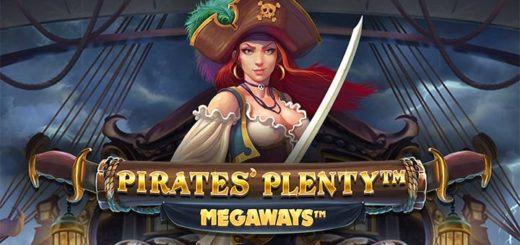 Pirate's Plenty Megaways tasuta spinnid Paf kasiinos