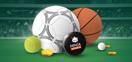 Ninja Casino - Spordi nädala 10 eurone riskivaba panus