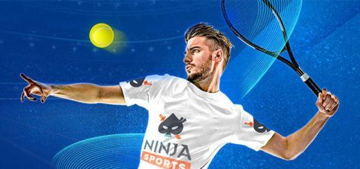 Ninja Casino - Tennise Cashback 100
