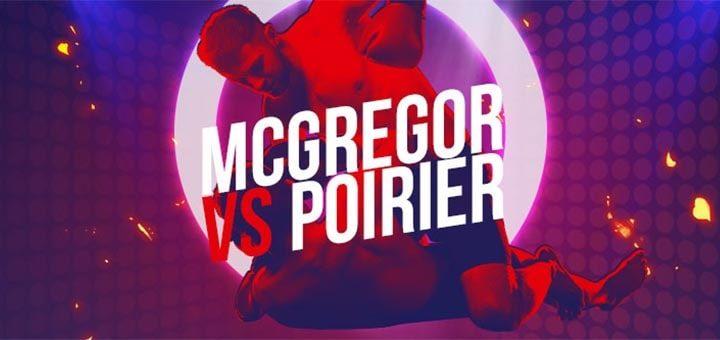 Optibet - UFC 264 McGregor vs Poirier riskivaba panus