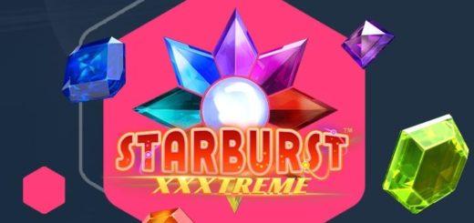 Starburst XXXtreme rahaloos Nutz kasiinos