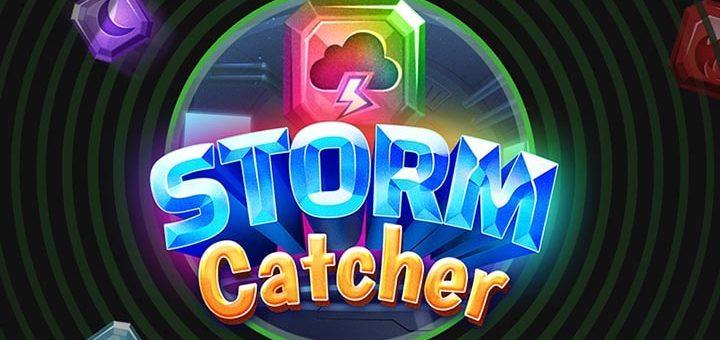Storm Catcher bingo minimängu turniirid ja tasuta spinnid