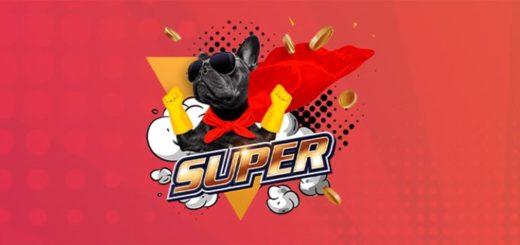 SuperCasino - Koomiksifestivali slotiturniirid