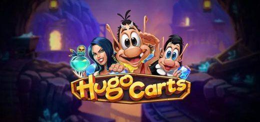 Uue Play'n GO slotimängu Hugo Carts slotiturniir Chanz kasiinos