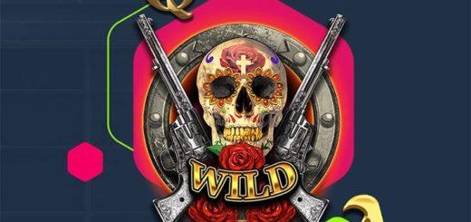Nutz kasiino kuubiku väljakutse - WinSpinnid ja pärisraha mänguga El Paso Gunfight xNudge