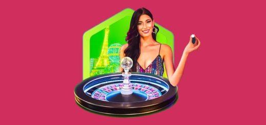 Nutz kasiino live ruleti Las Vegase boonused