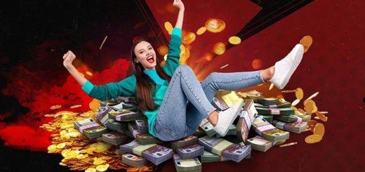 Betsafe kasiino jackpoti jaht - võida riskivabade spinnidega suur jackpot
