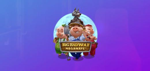 Big Bad Wolf Megaways boonus ja tasuta spinnid Superkasiinos