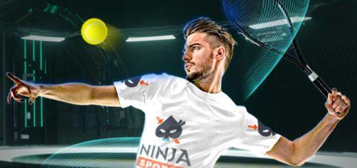 Ninja Casino - Us Open 2021 cashback