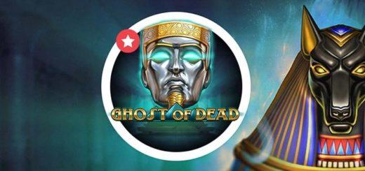 Paf kasiinos kuni 280 tasuta spinni mängus Ghost of Dead