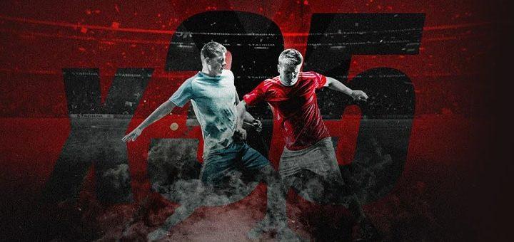 Betsafe - Manchester United vs Liverpool superkoefitsient ja tasuta spinnid