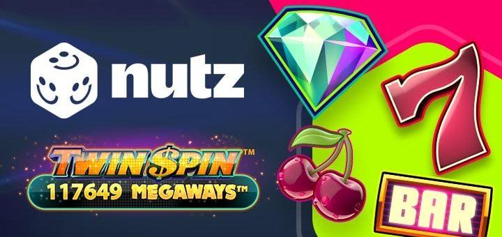 Nutz Casino boonuskoodiga tasuta spinnid