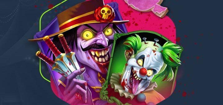 Nutz kasiino Halloweeni teemaline kuubiku väljakutse - riskivabad keerutused ja kuni €1500 pärisraha