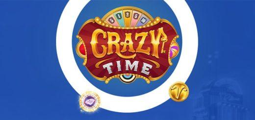 Optibet - Mängi slotikaid ja saa 300 riskivaba žetooni Crazy Time mängu