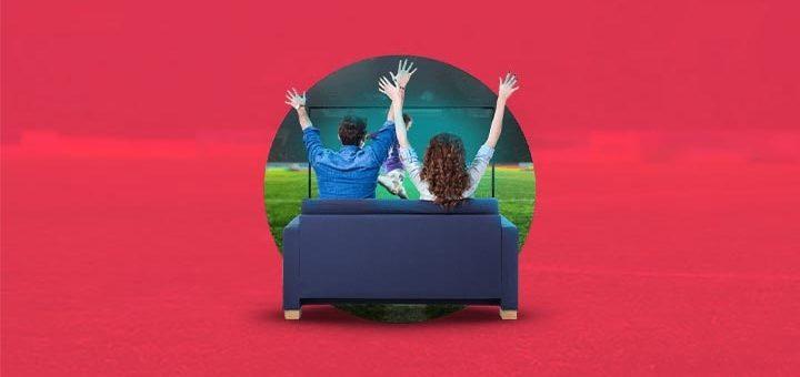 SuperCasino spordiennustuse eripakkumine - panusta ja võida teler, elektritõukeratas, €300 Euronicsi kinkekaart ja spordiboonuseid